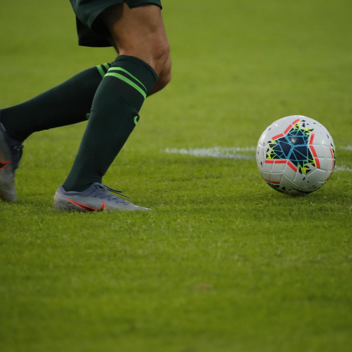 Spieler salutierte: Match Türken gegen Kurden abgebrochen