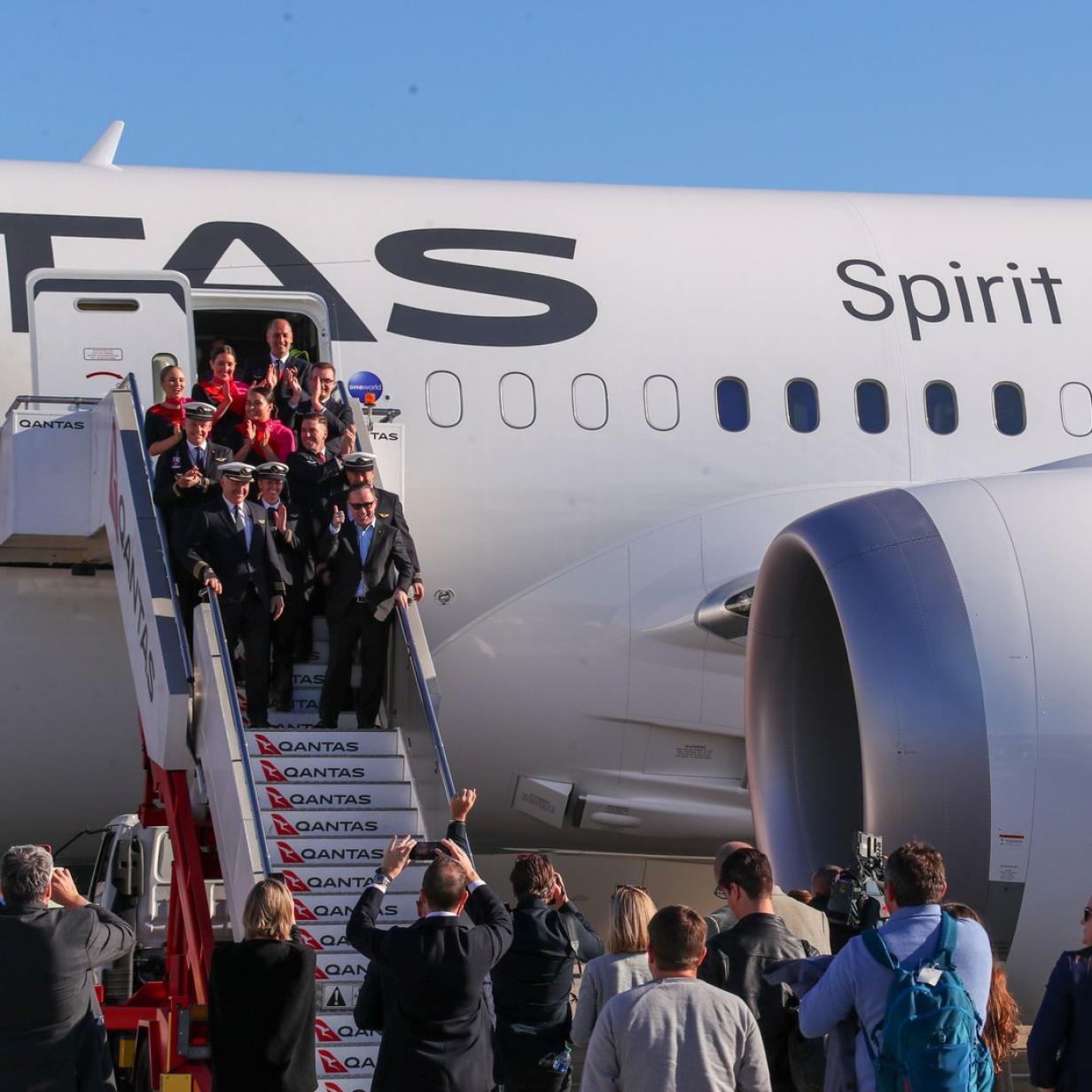 19 Stunden nonstop: Dorthin ging der längste Flug der Welt