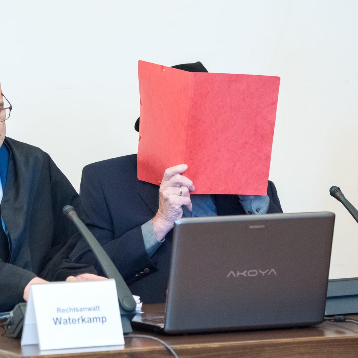 """Früherer SS-Wachmann vor Gericht: """"Habe viele Leichen gesehen"""""""