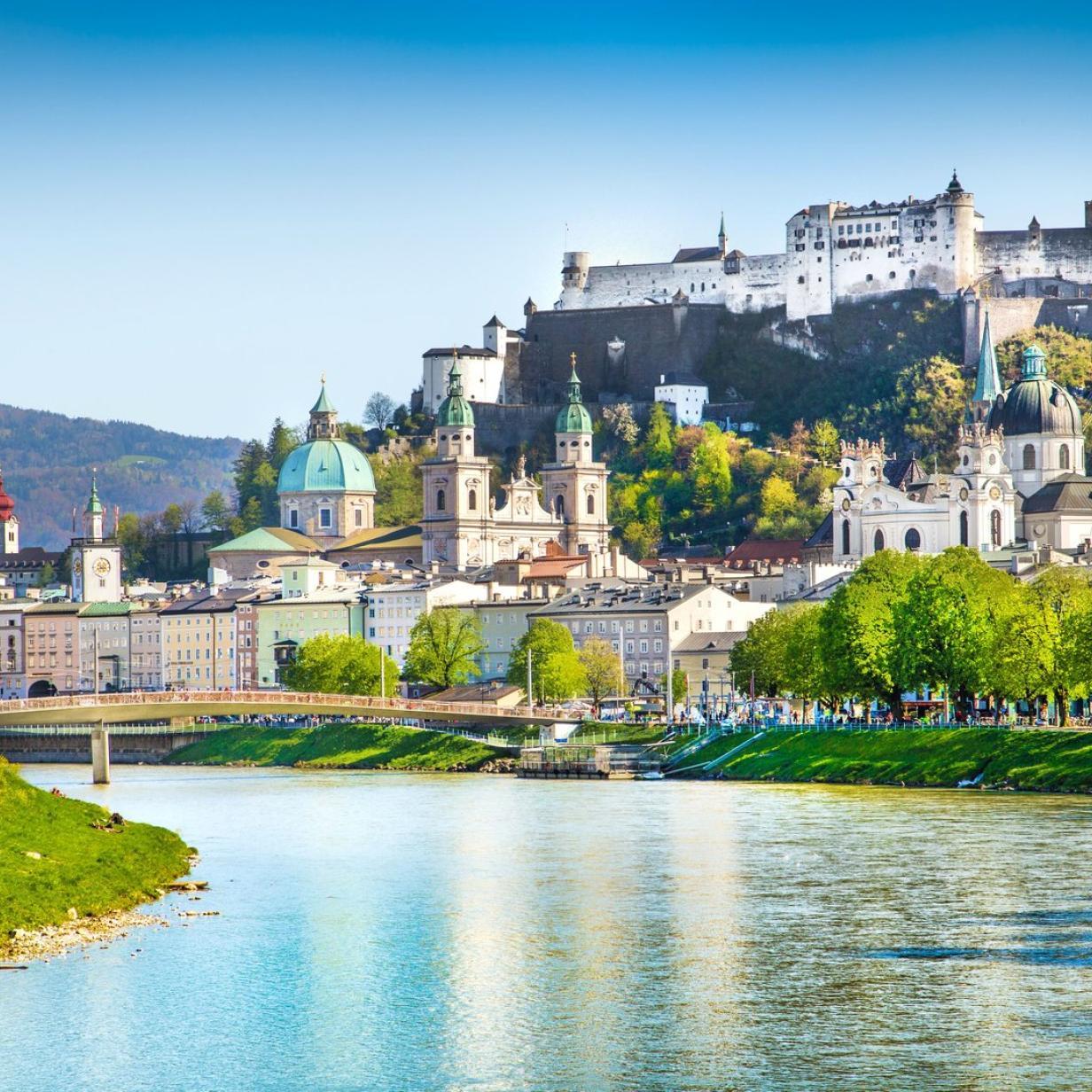 Trommelwirbel, bitte: Lonely Planet kürt Salzburg zur besten Stadt