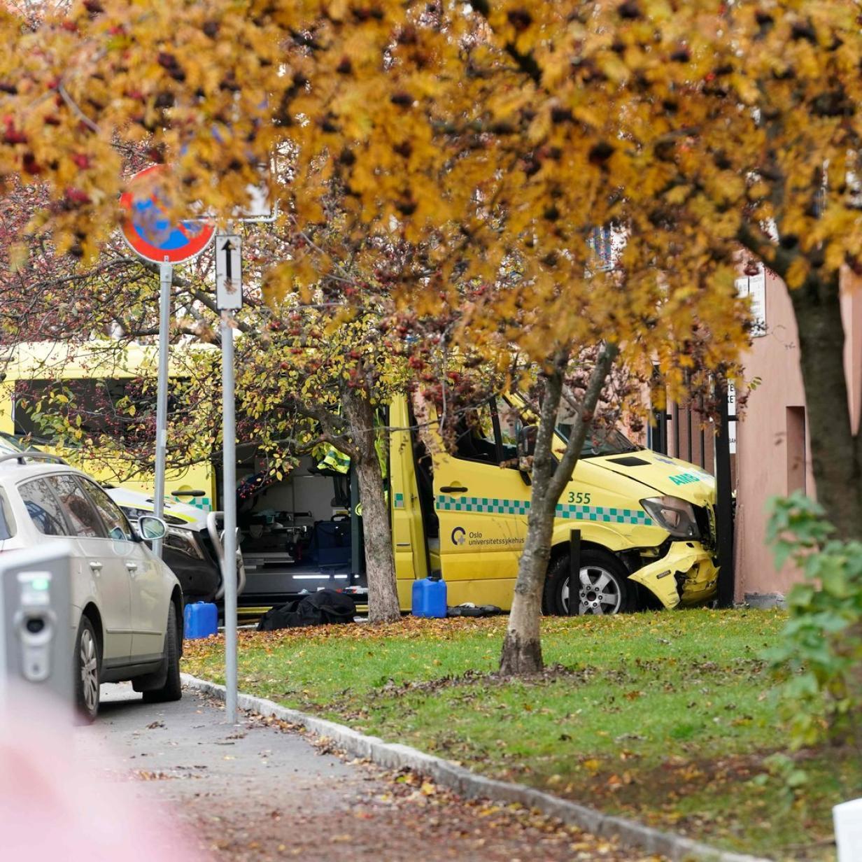 Oslo: Mehrere Menschen durch gestohlenen Krankenwagen verletzt