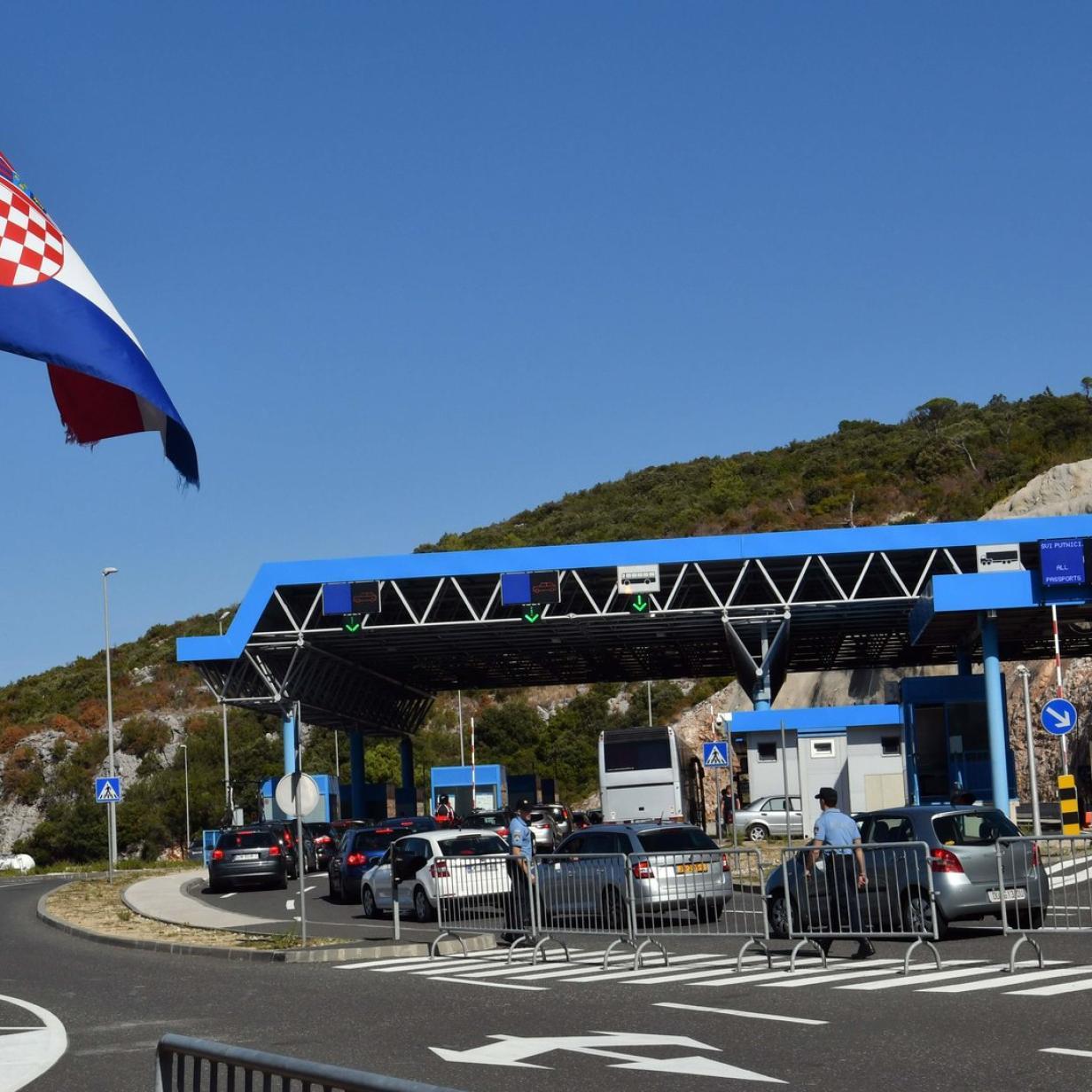 EU-Kommission gibt grünes Licht für Schengen-Beitritt Kroatiens