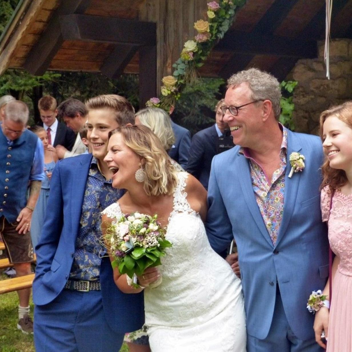 Kabarettist Herbert Steinböck hat heimlich geheiratet