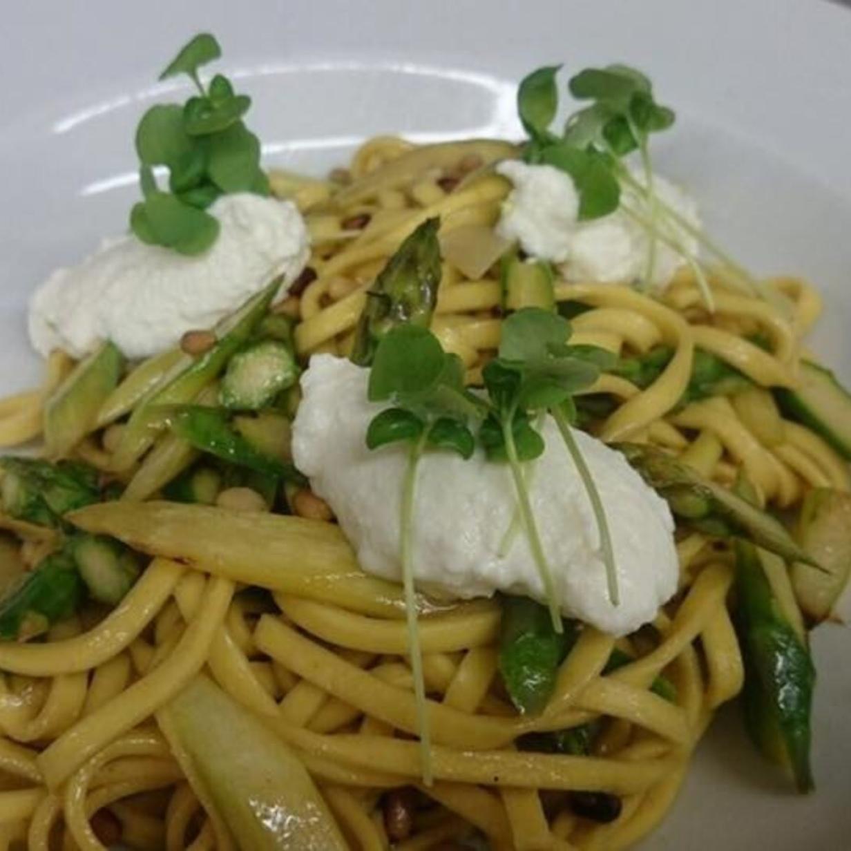 Geschäftsessen: Viva la pasta