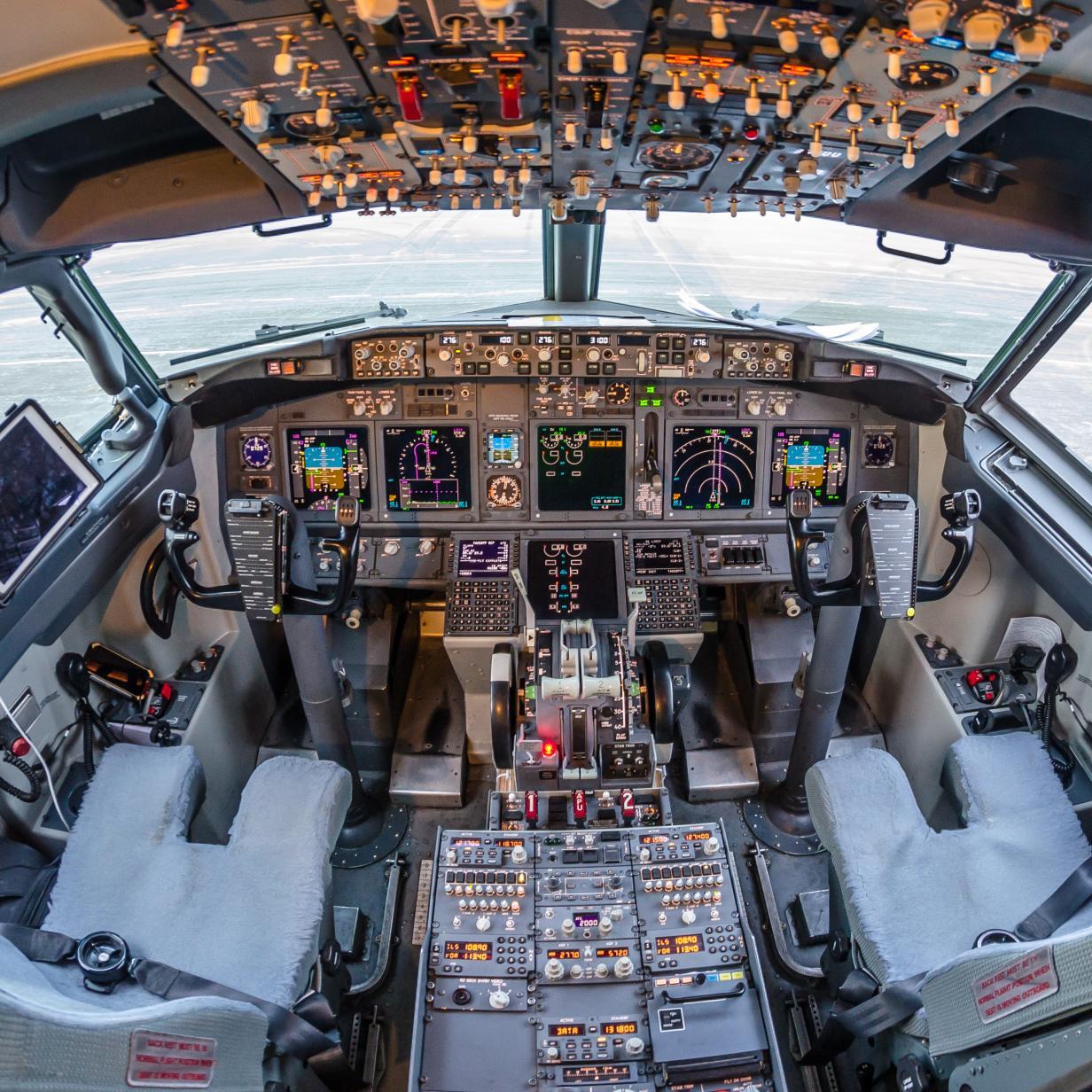 Sorgenkind Boeing: Erneut Risse festgestellt
