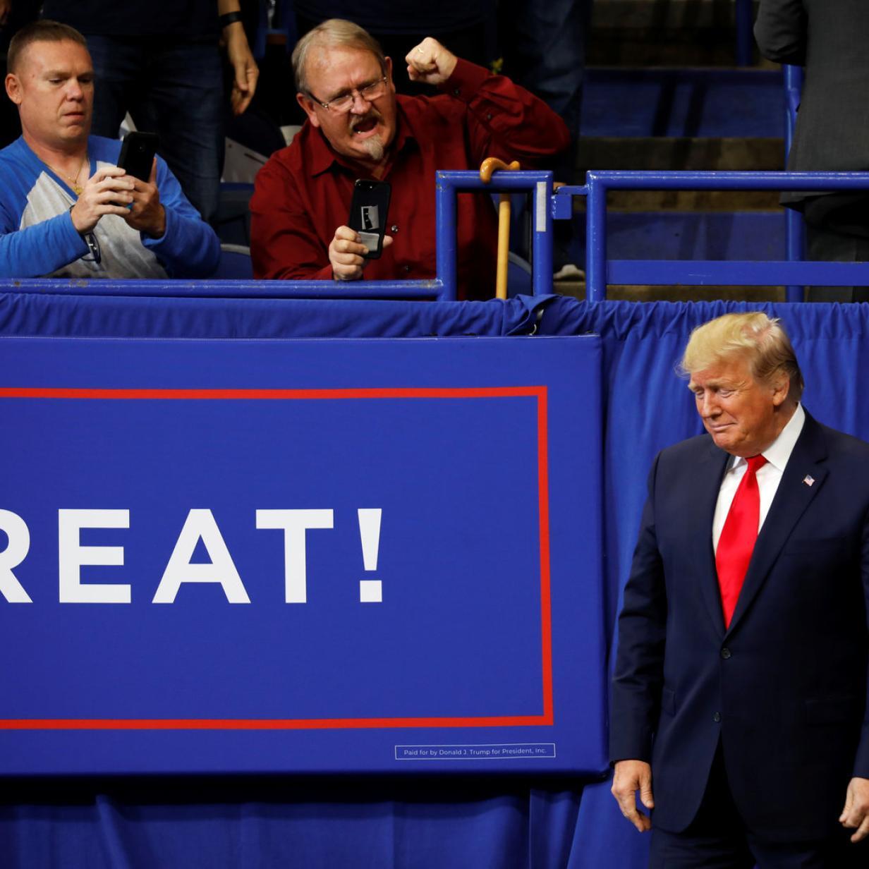 US-Politberater sagt krachende Niederlage für Trump voraus
