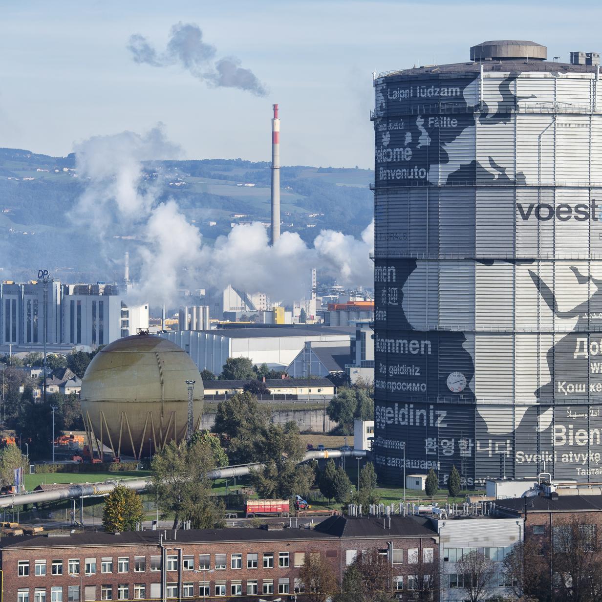 Preisabsprachen: 646 Mio. Euro Strafe für voestalpine und Co.