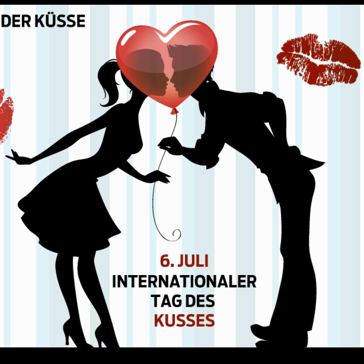 Tag des kusses 2016 internationaler Die skurrilsten