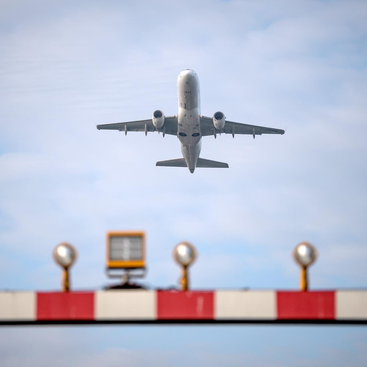 Feuer über dem Atlantik: Airbus der Lufthansa musste umkehren