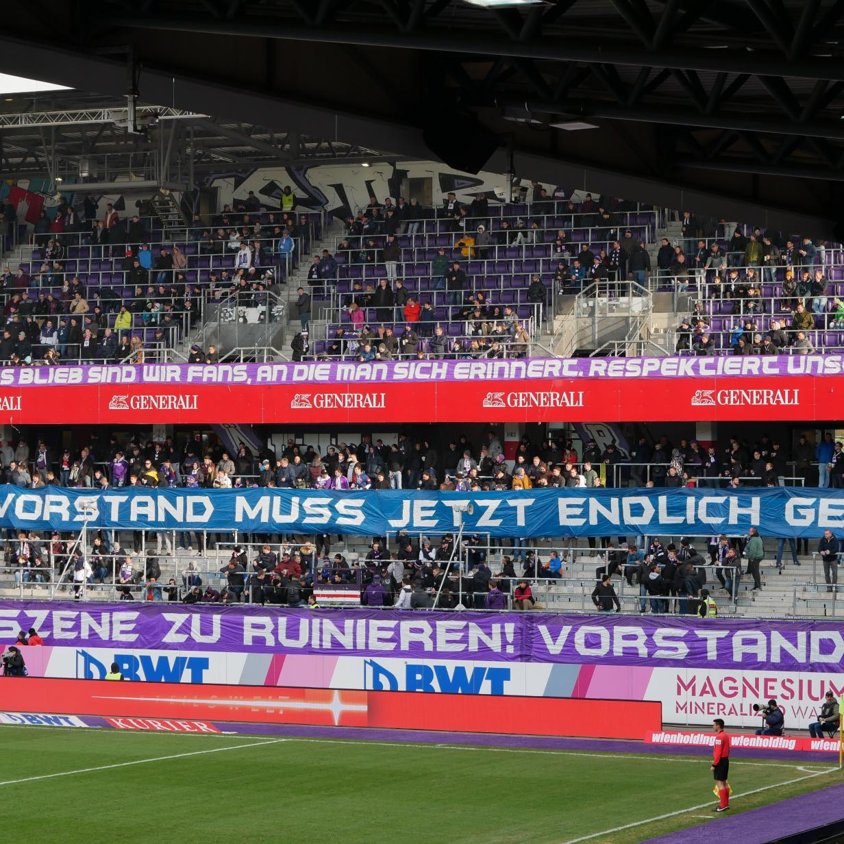 Austria und Fans: Beziehungsstatus sehr kompliziert