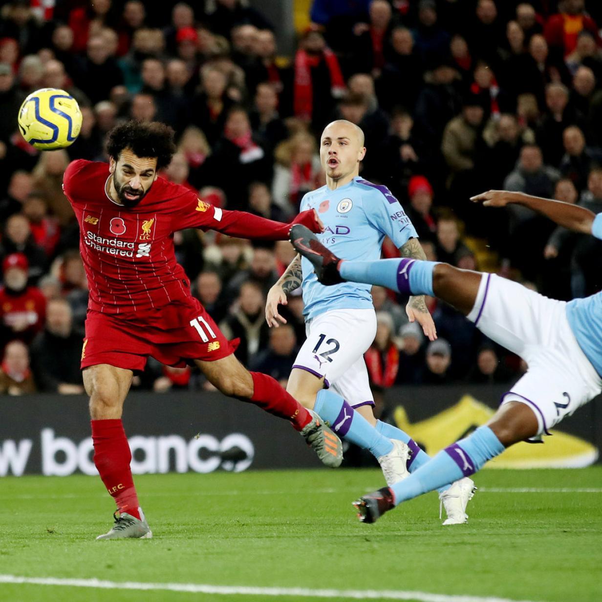Liverpool siegt im englischen Gipfel gegen Manchester City