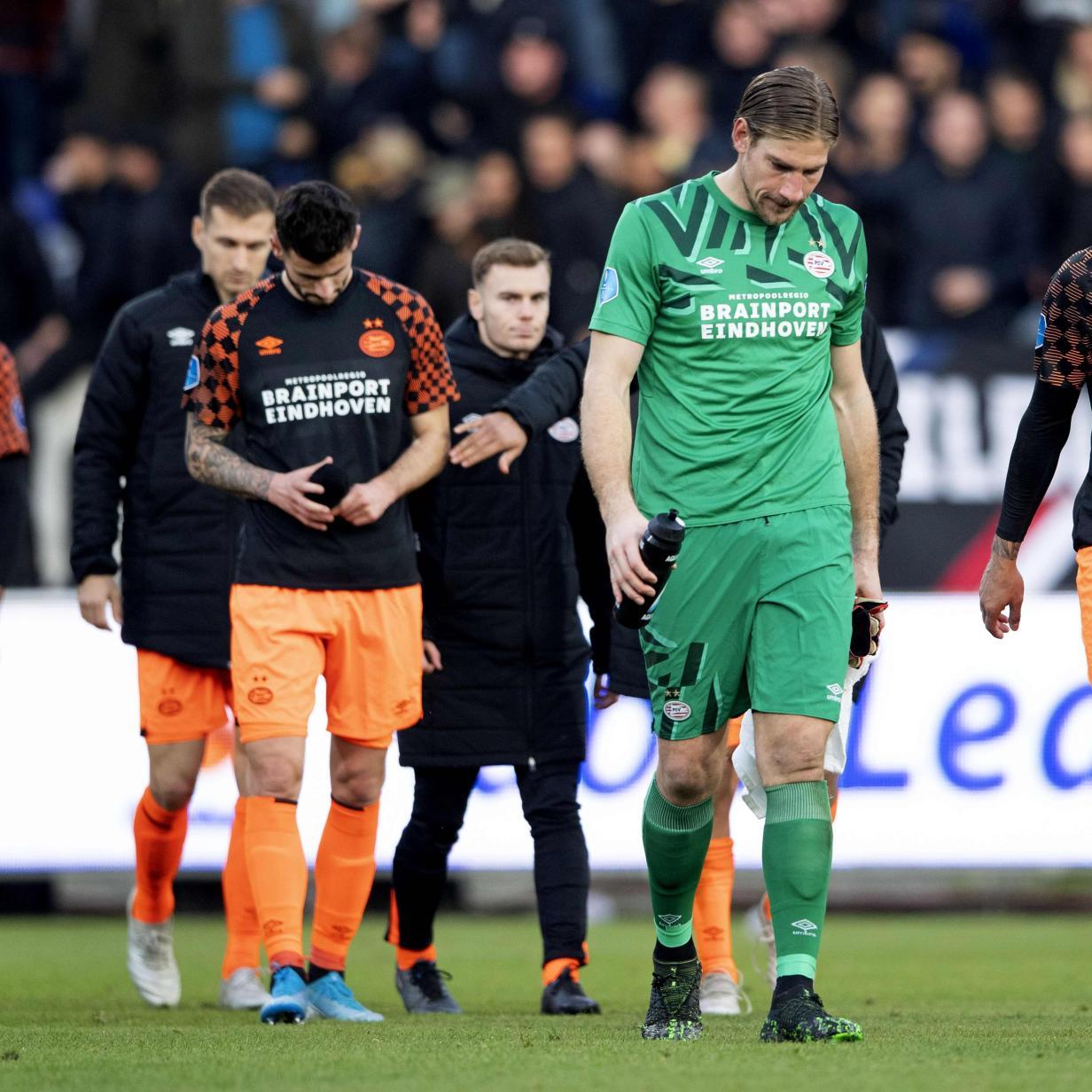 Fußball-Splitter: Nächster Rückschlag für PSV Eindhoven
