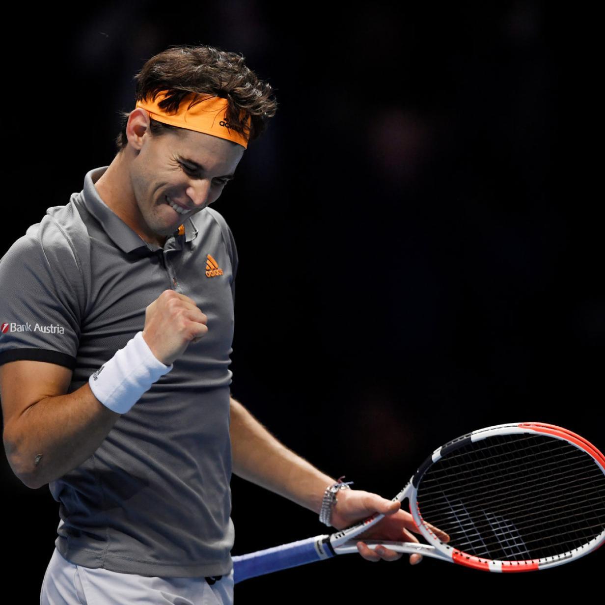 ATP Finals: Thiem lässt Federer keine Chance