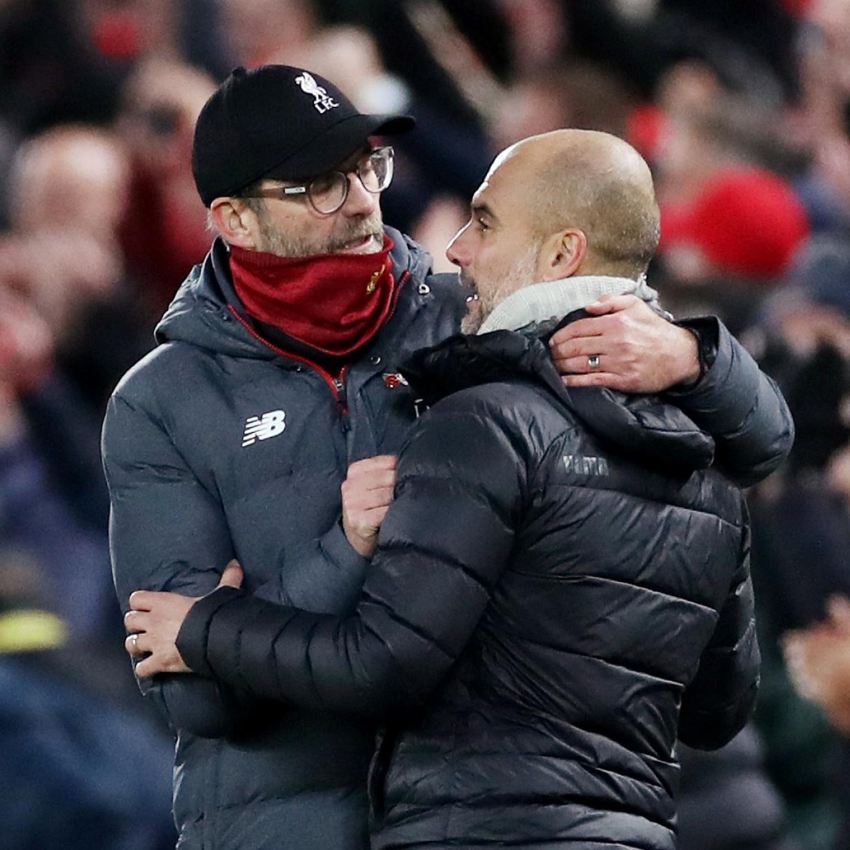 "Liverpool auf Titelkurs, Guardiola trotzig: ""Bin kein Zauberer"""