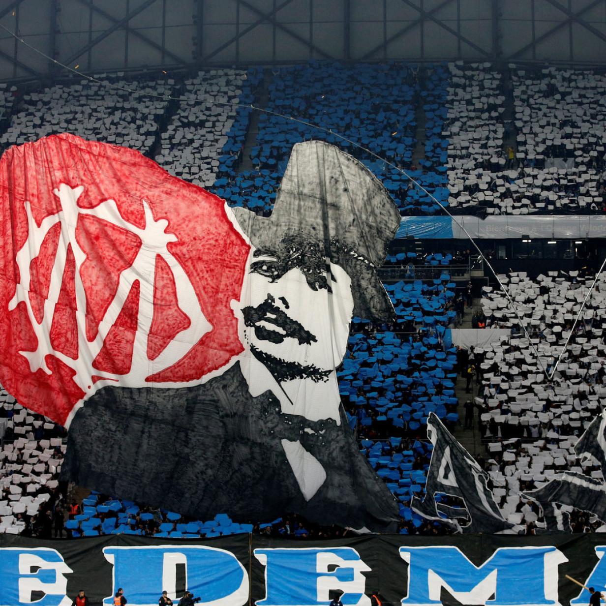 Gigantisch: So feiern Fans den 120. Geburtstag von Marseille