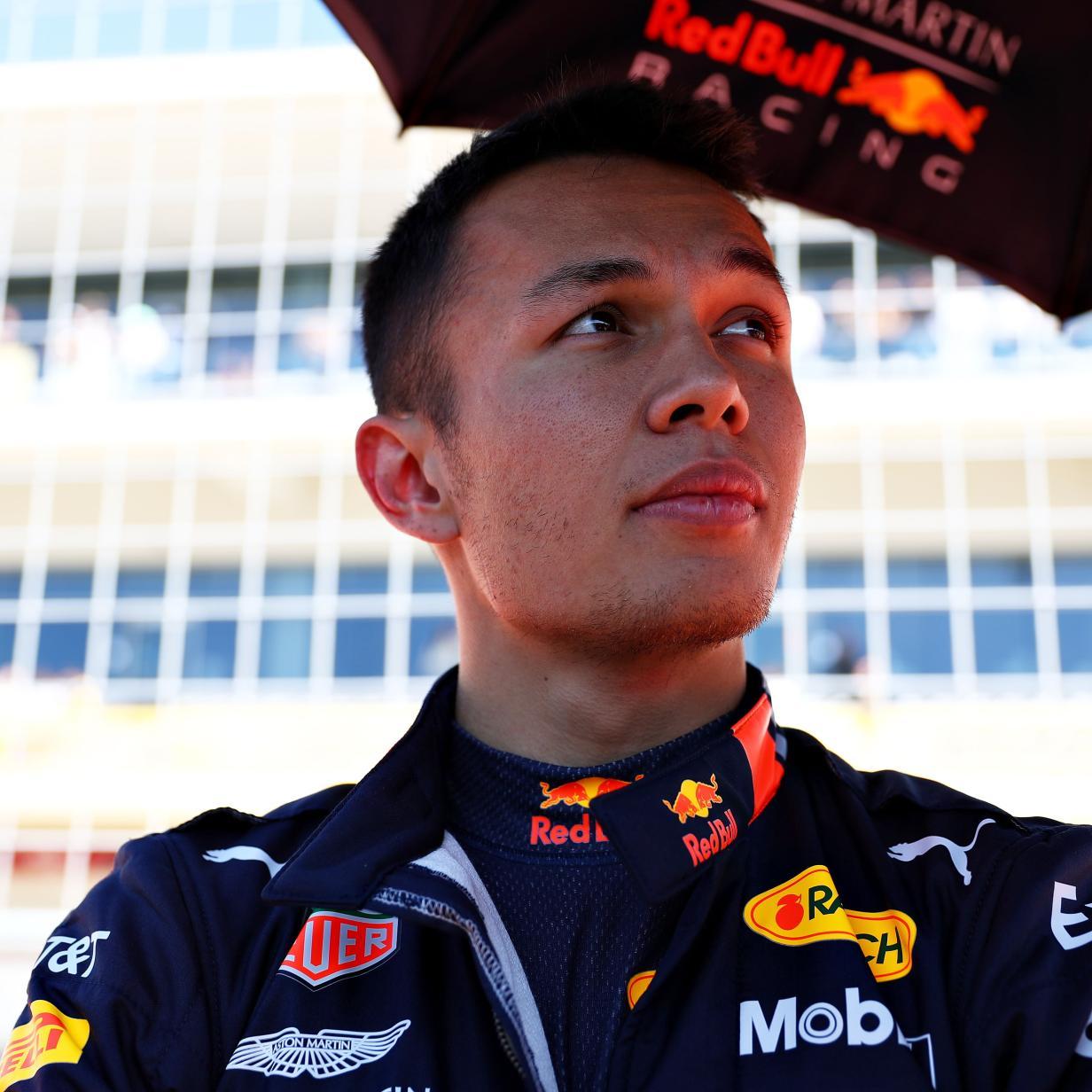 Red Bull bestätigte Albon als zweiten F1-Piloten für 2020