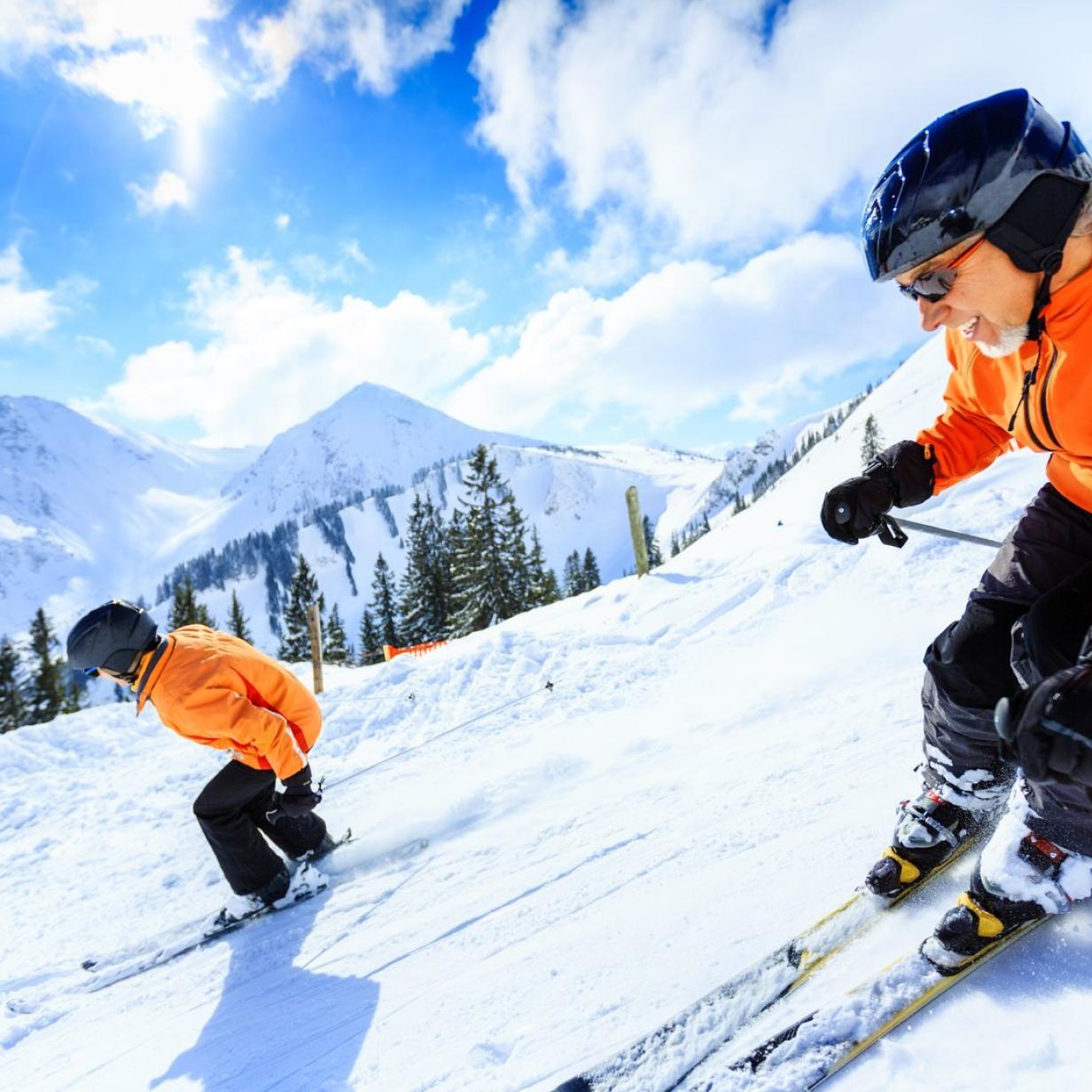 Die günstigsten Skigebiete in Österreich