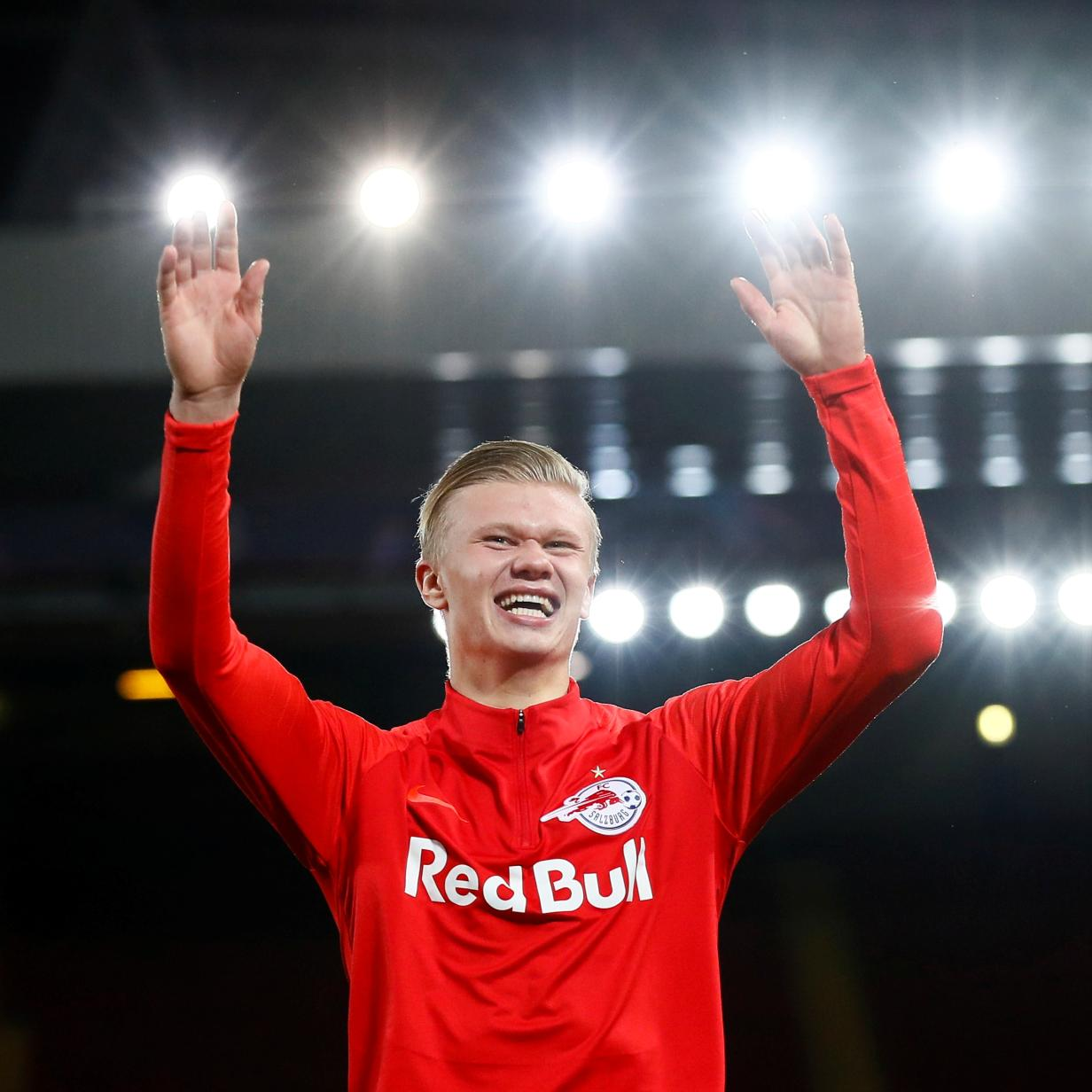 """""""kicker"""": Bayern an Salzburg-Torjäger Haaland interessiert"""
