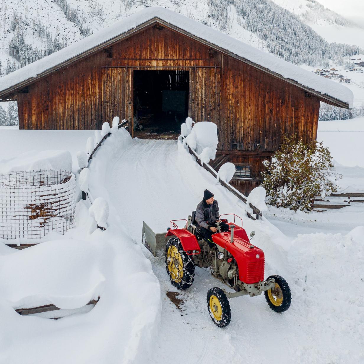 Keine Entspannung: Nächste Regen- und Schneefront angekündigt