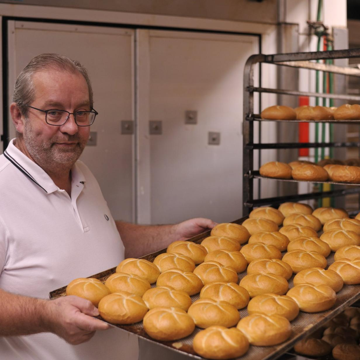 Warum Bio-Mehl dem Profi-Bäcker mehr Spaß macht