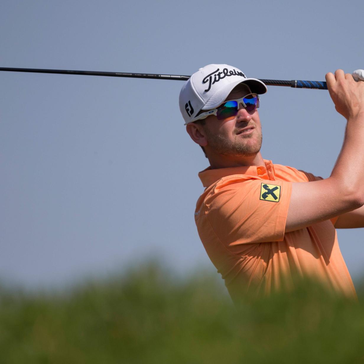Golf: Bernd Wiesberger in Südafrika auf Endrang drei