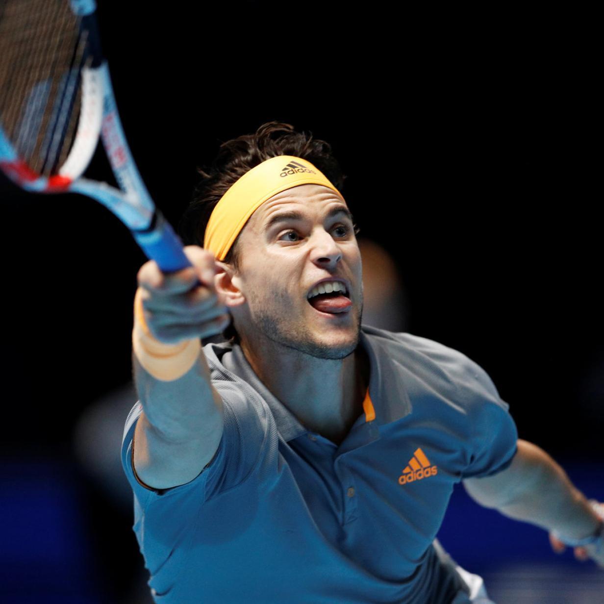 ATP Finals live: Endspiel Thiem gegen Tsitsipas