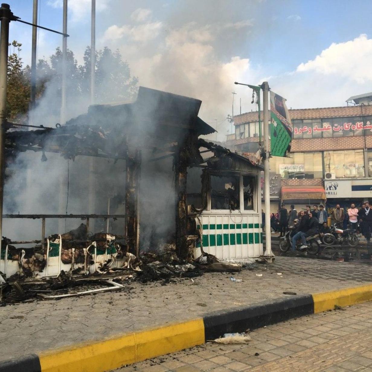 Proteste im Iran: Berichte über mehr als 100 Tote