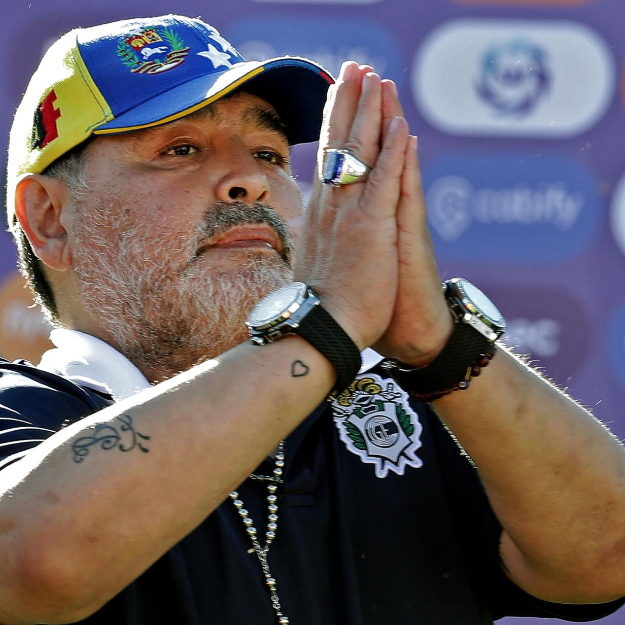 Nach nur zwei Monaten: Maradona trat als Trainer zurück