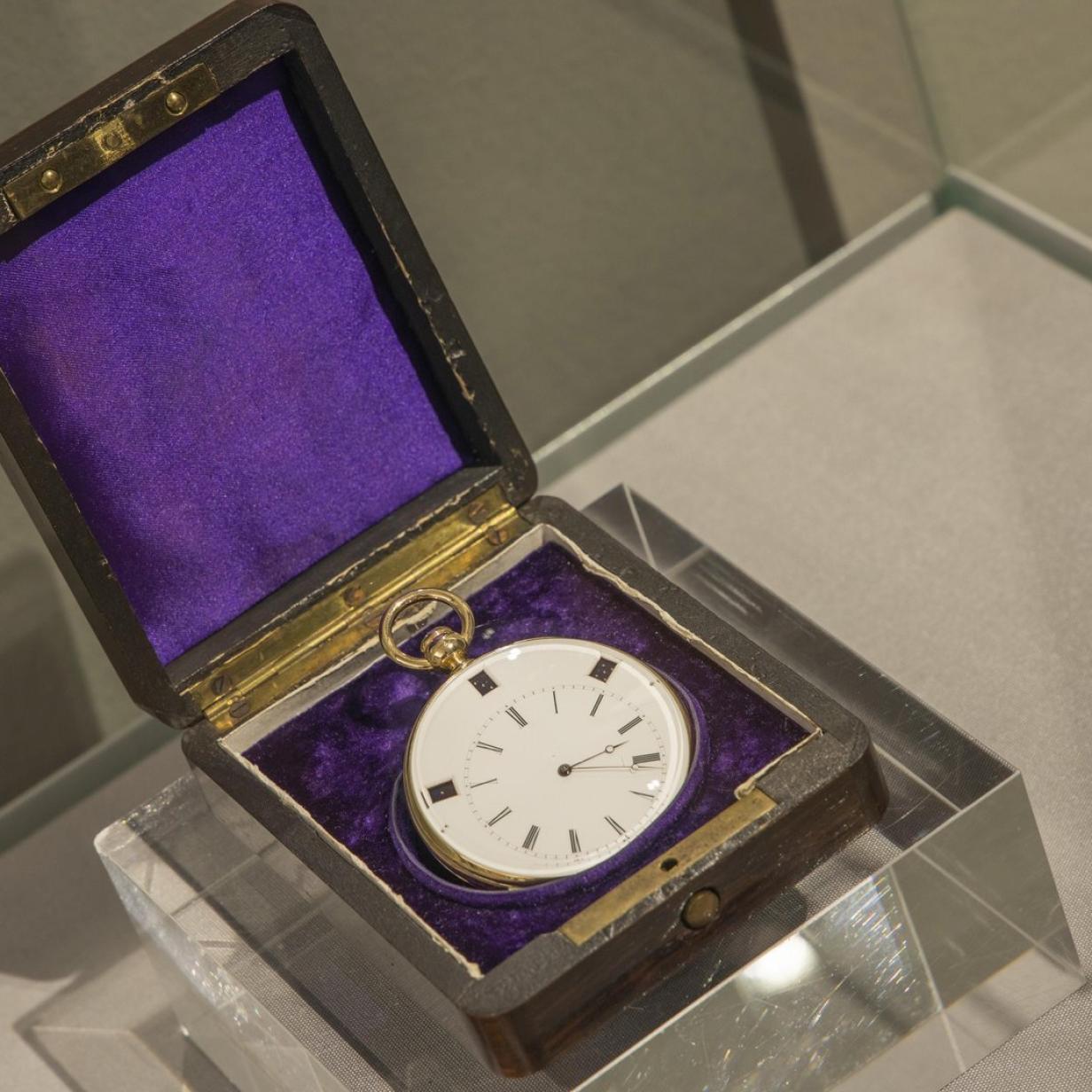Die Taschenuhr des Spions Oberst Redl