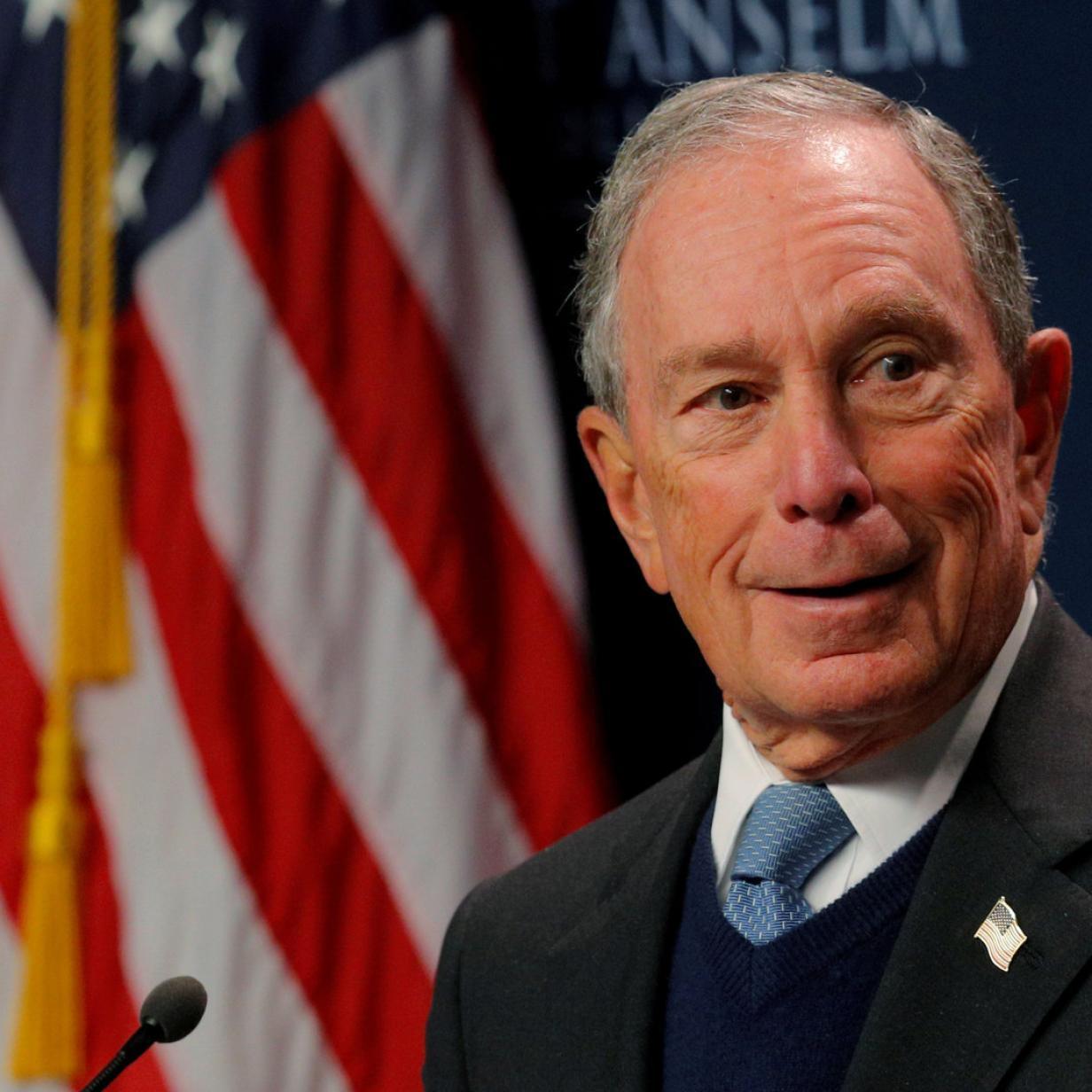 Bloomberg reicht Unterlagen für US-Präsidentenwahl ein
