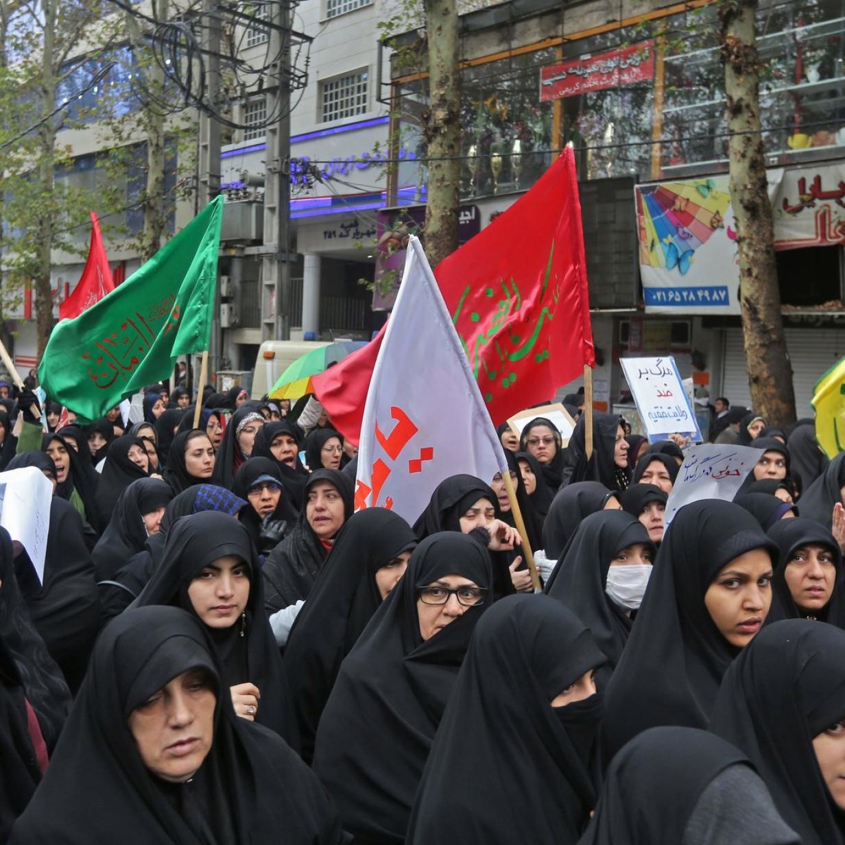 Unruhen: Rund 100 Protestanführer im Iran verhaftet