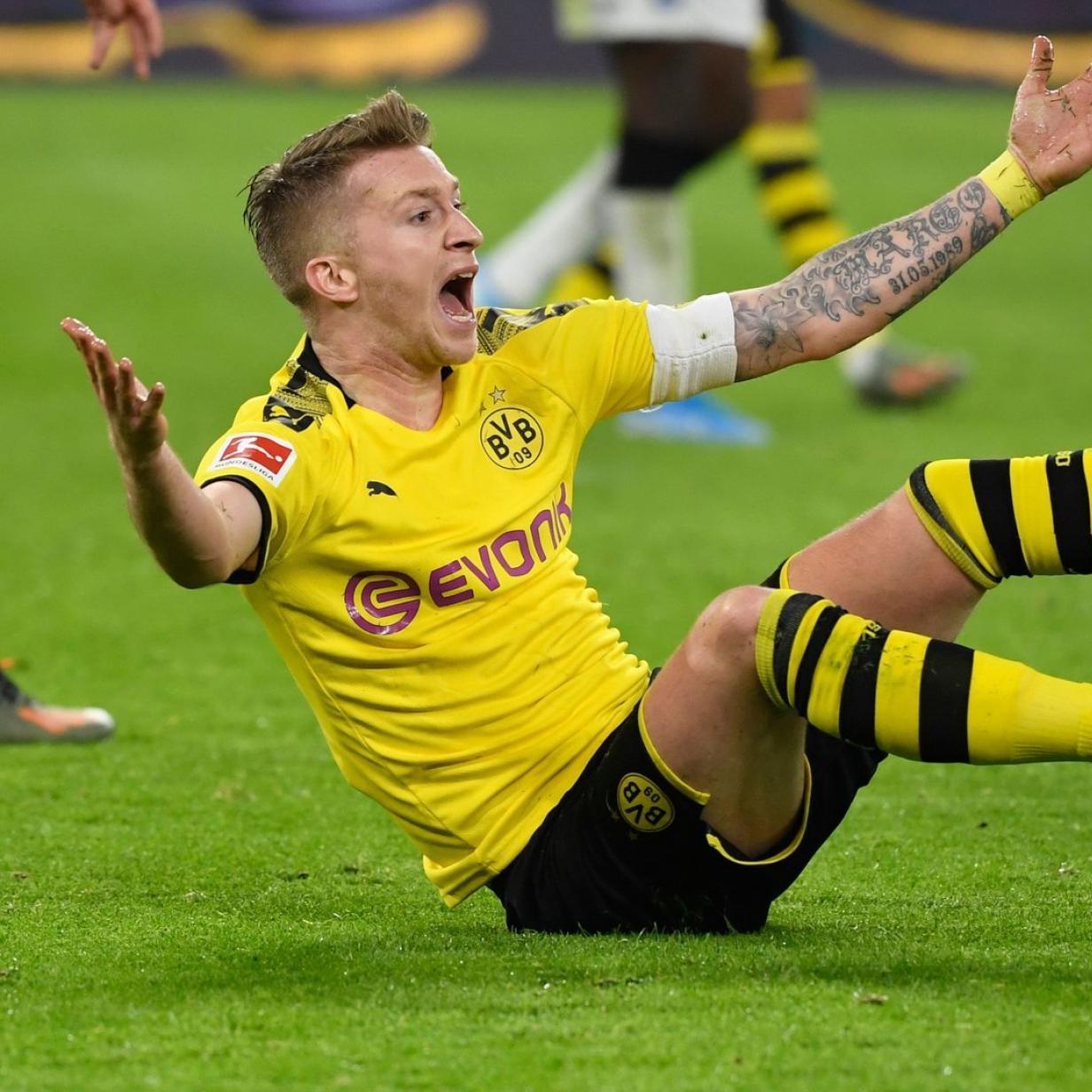 Dortmund kann die nächste Peinlichkeit gerade noch abwenden