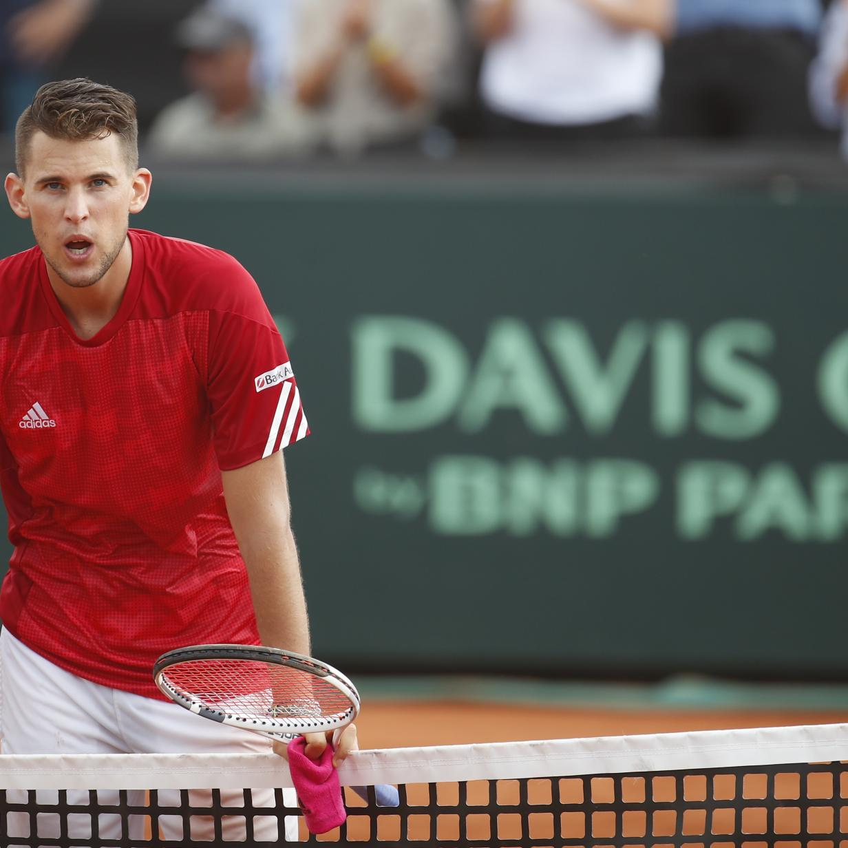 Davis-Cup: Österreichs Team empfängt im März Uruguay