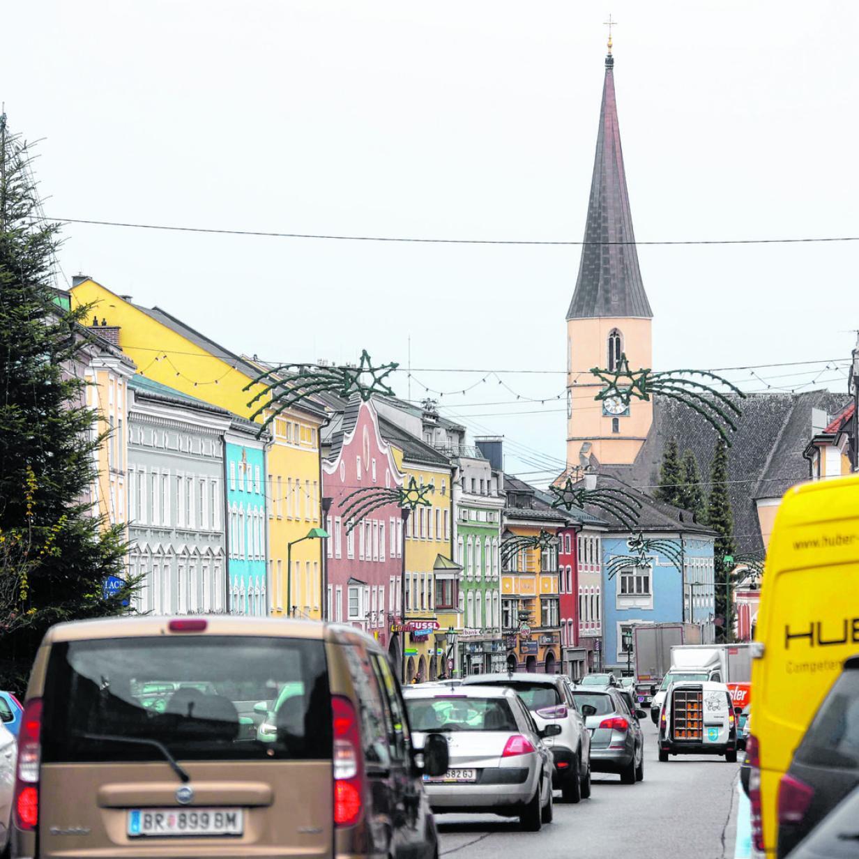 München ist näher als Linz