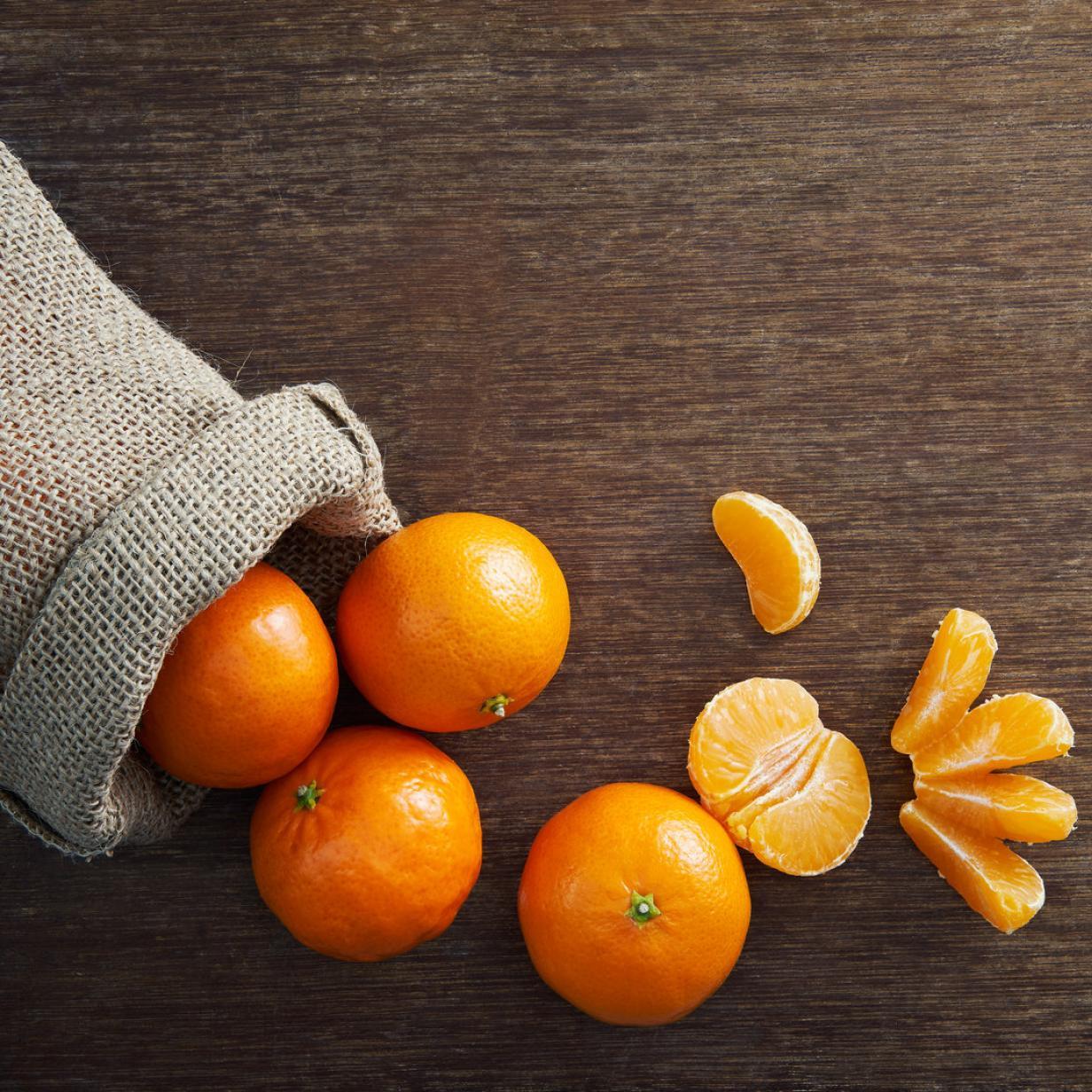 Welche Frucht im Nikolosackerl wirklich drin ist
