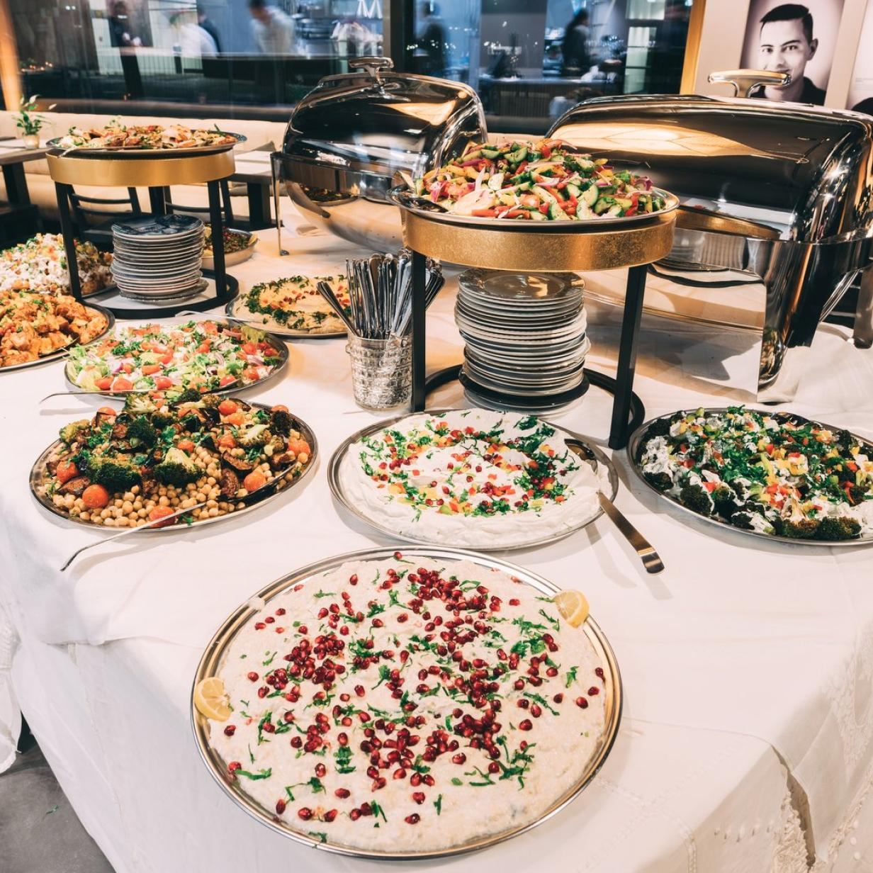 Geschäftsessen: Essen bei den Schatzis