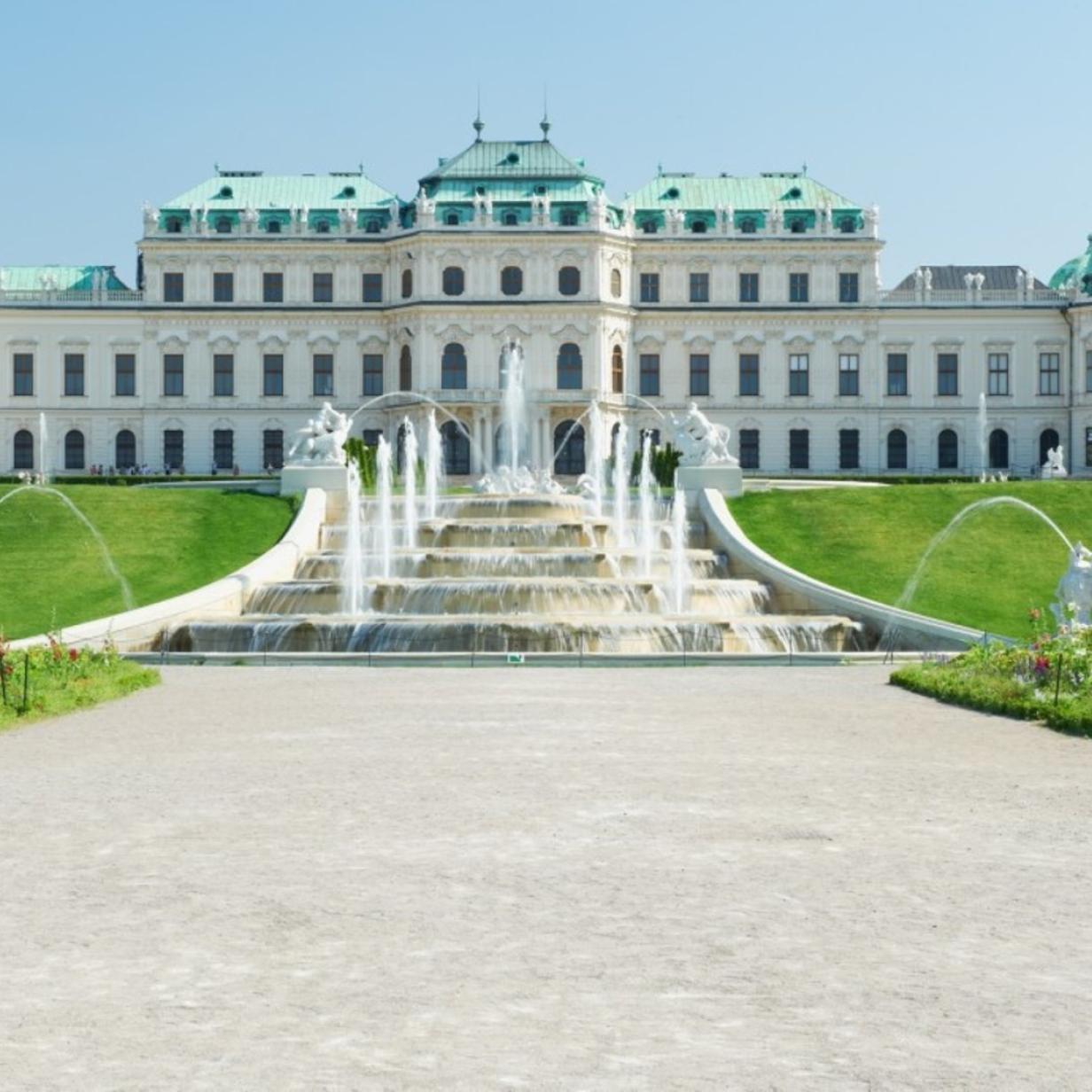 Unterirdisches Besucherzentrum beim Oberen Belvedere geplant