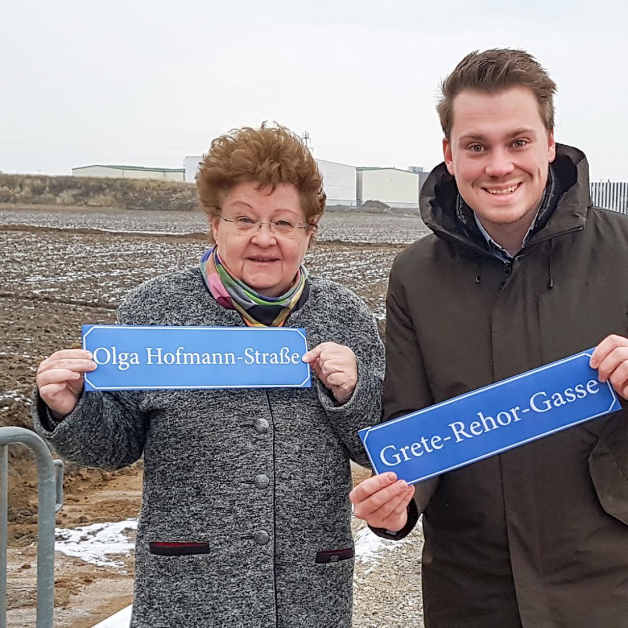 Nur noch geschlechtsneutrale Straßennamen in St. Pölten