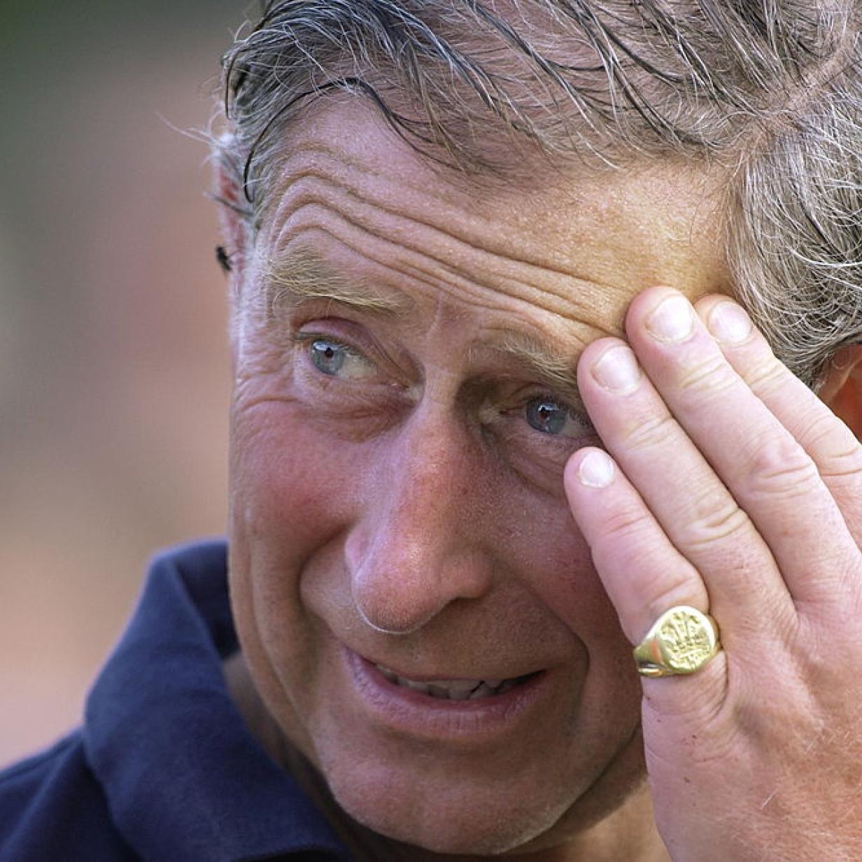 Prinz Charles: Was der Ring an seinem kleinen Finger bedeutet