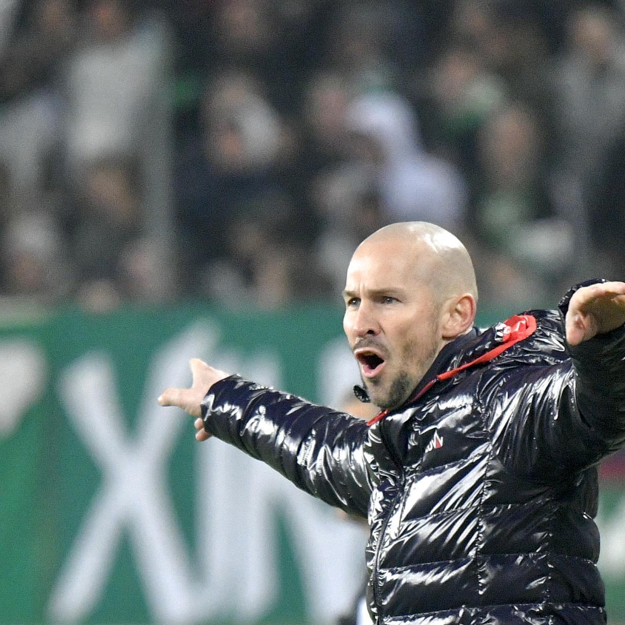 """Wiedersehen: Austria-Coach Ilzer trifft auf seine """"Ex"""""""