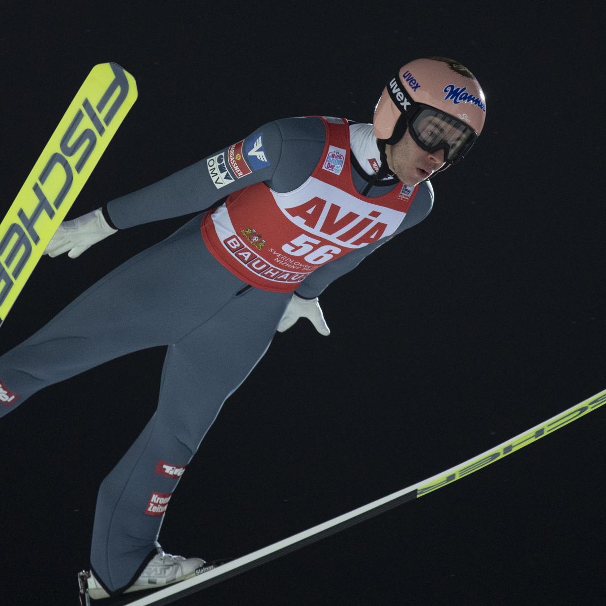 Stefan Kraft gewinnt die Qualifikation in Klingenthal
