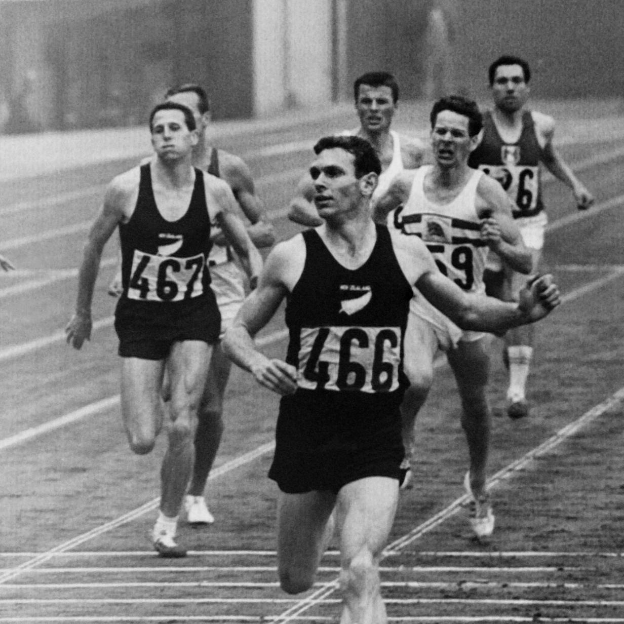 Nach Herzproblemen: Leichtathletik-Legende gestorben
