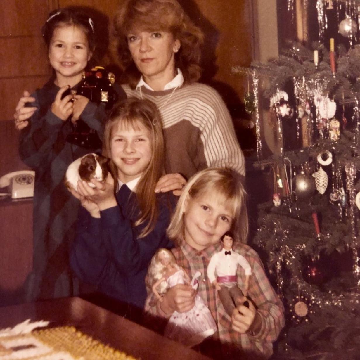 Weihnachten wie damals: Schon die Barbies des blonden Kindes waren Schauspielerinnen