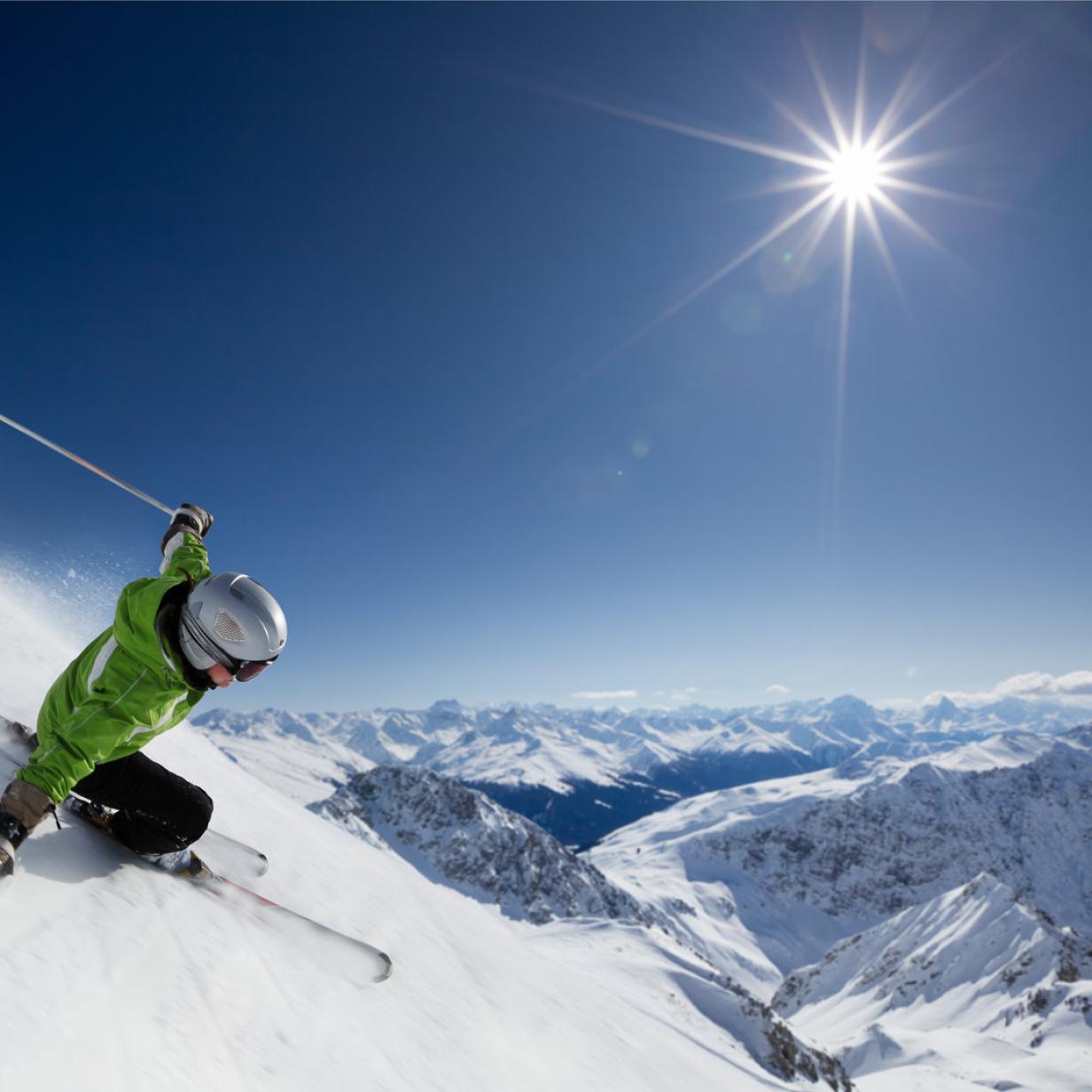 """""""Wintermezzo"""" bringt frischen Schnee für Semesterurlauber"""