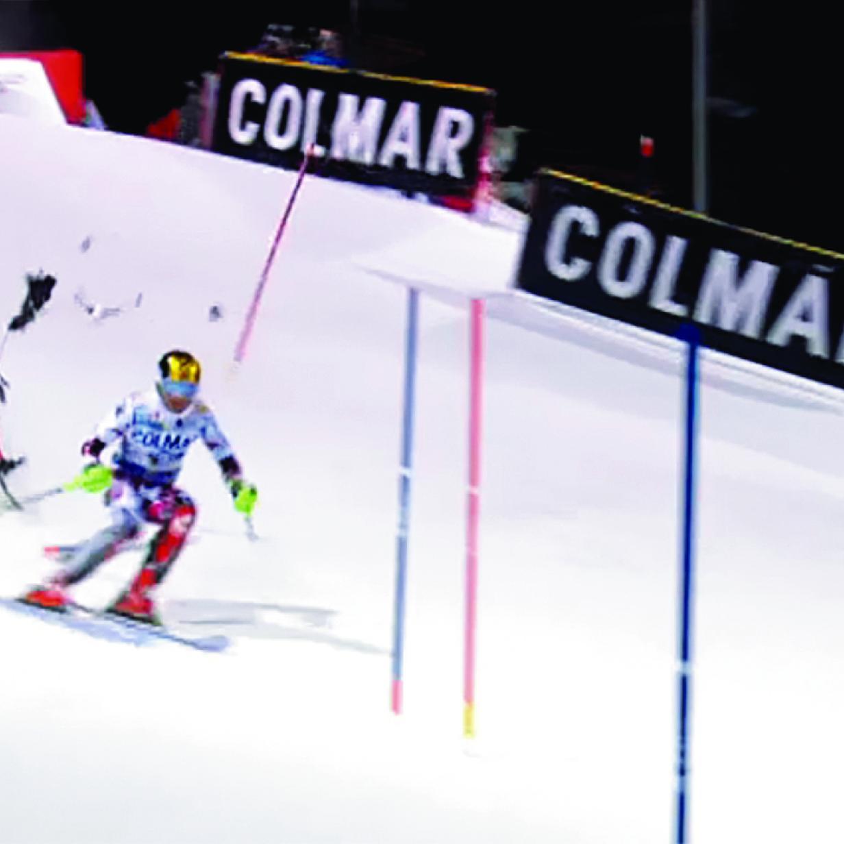 Oh Madonna! Fünf denkwürdige Rennen beim Slalom-Klassiker