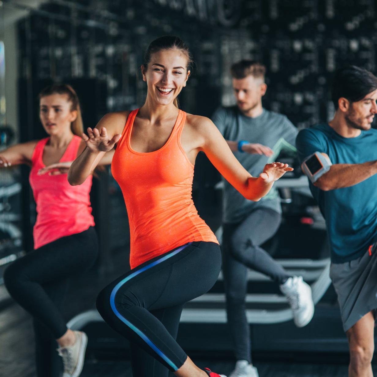 Gin-Yoga bis Floating Fitness: Die Trend-Sportarten für 2020