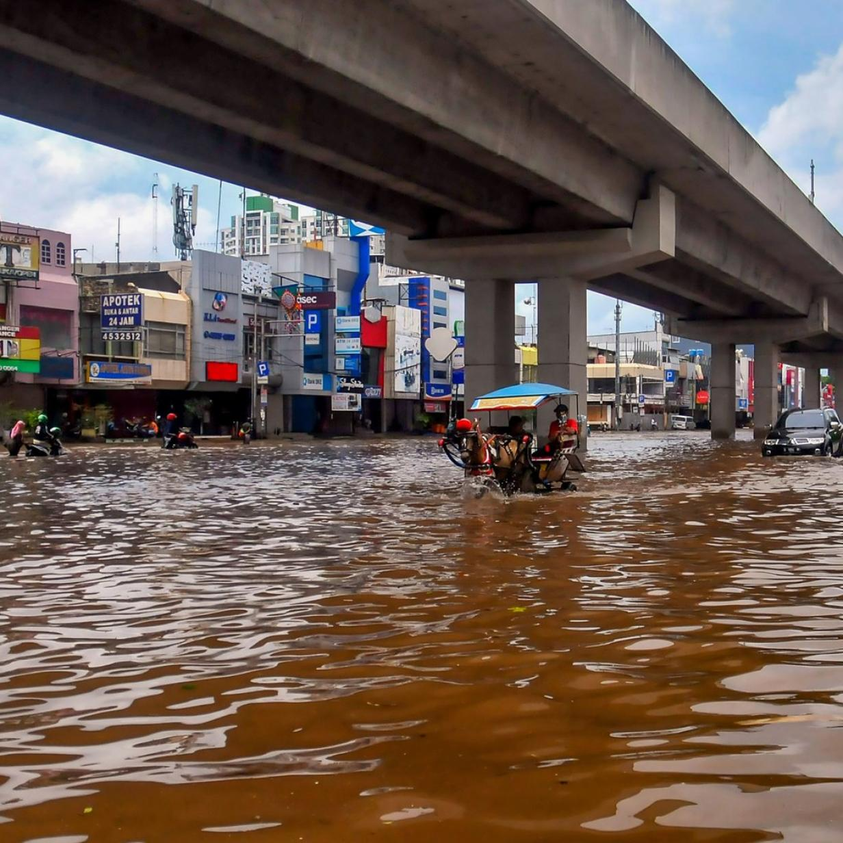 Indonesien gibt Jakarta als Hauptstadt auf