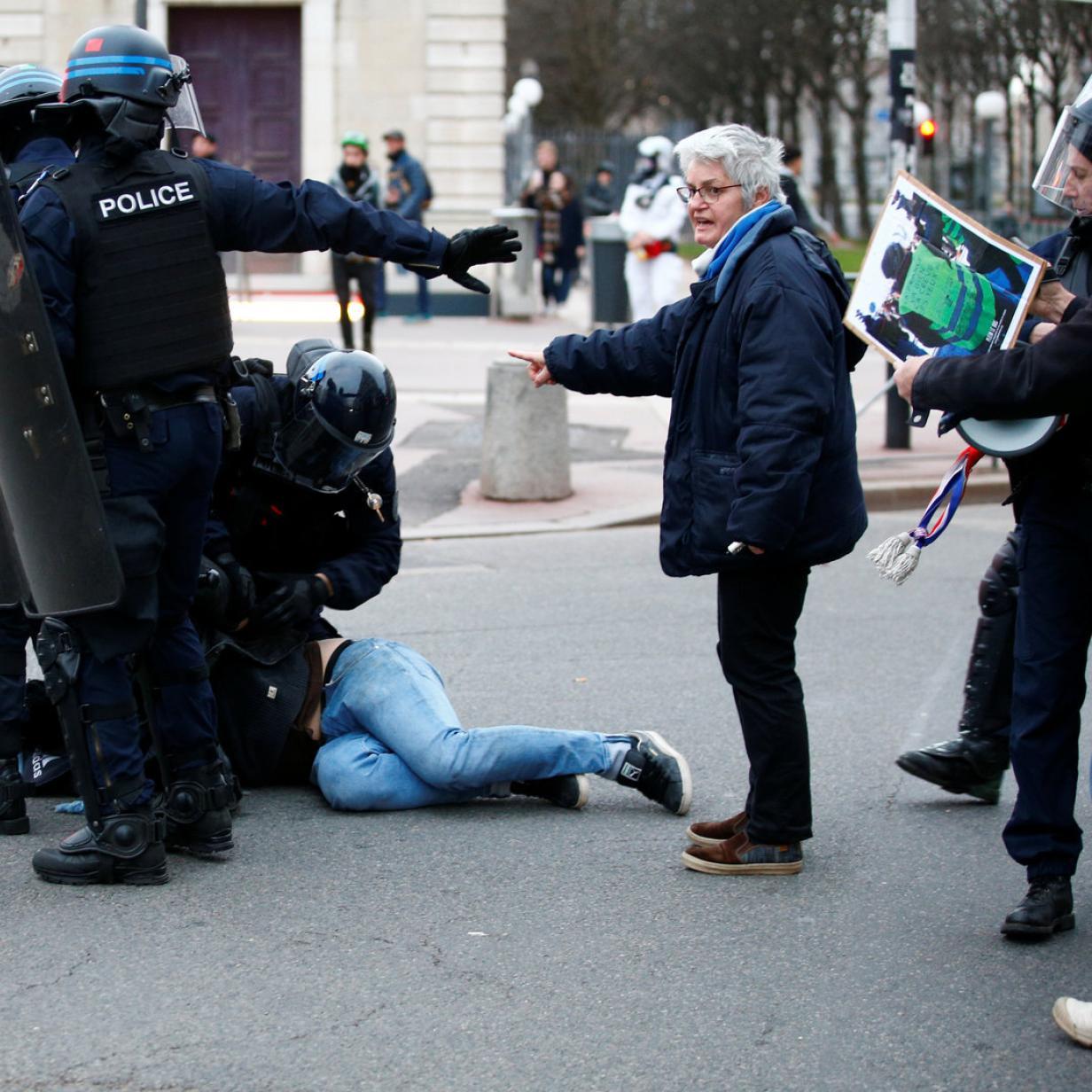 Frankreich: Streik erlahmt aber Streikende bleiben populär