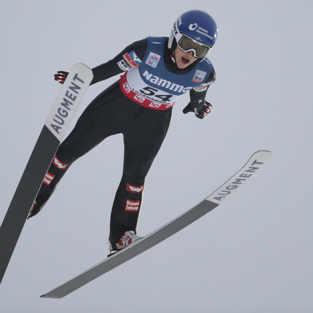 Rekordsieg: ÖSV-Springerinnen fliegen der Konkurrenz davon