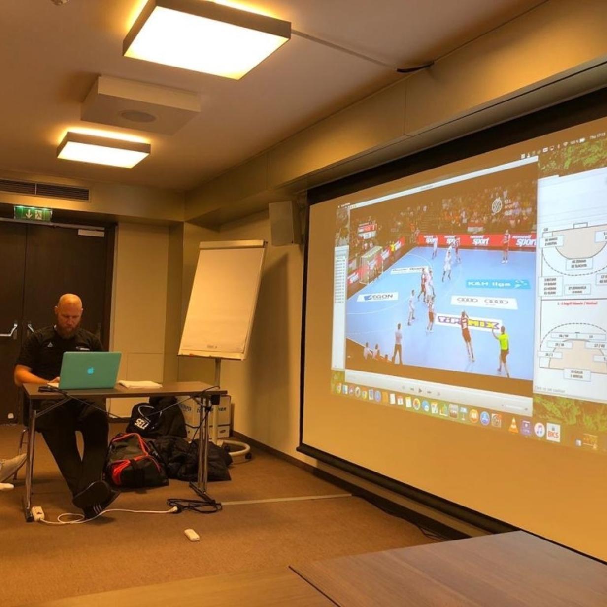 Wie sich Österreichs Handballer auf EM-Duelle vorbereiten